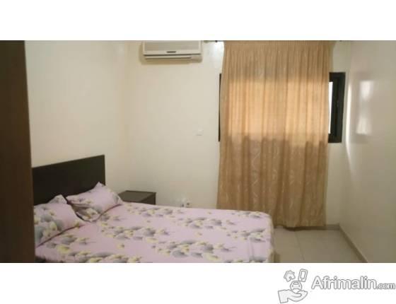 Appartement meublé à louer à cité keur gogrui