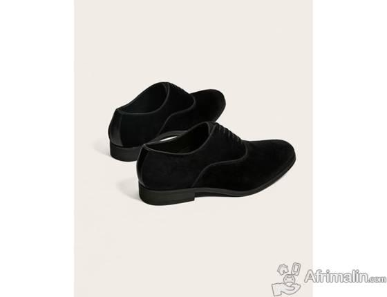 Zara KinshasaRégion Chaussures En Daim Homme De Kinshasa Pour 0wvmNO8n