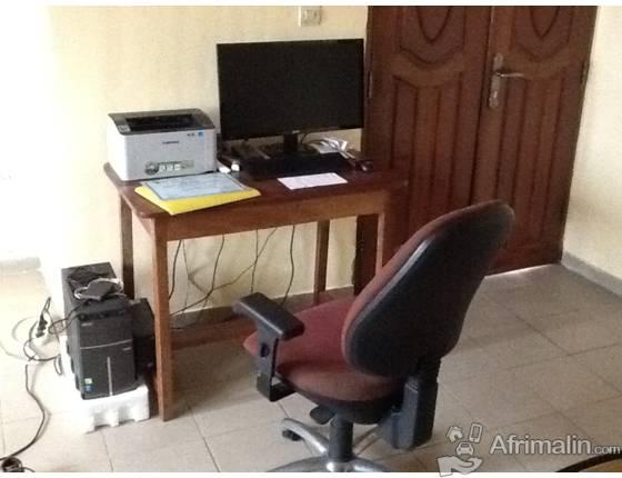 Bureau complet à vendre douala région de littoral cameroun