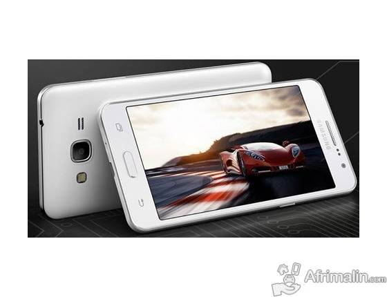 "SAMSUNG Galaxy Grand Prime G531 Blanc - 5"" - 8Go - RAM 1Go - 8MP"
