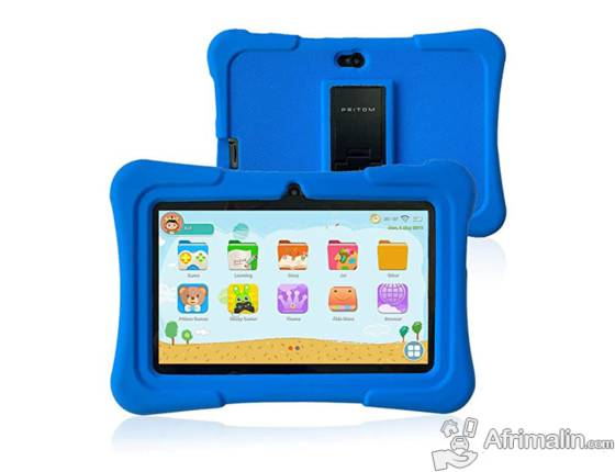Jouets:  Tablette enfant Android antichoc neuf 16go