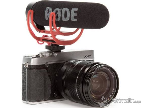 Microphone RODE VIDEOMIC GO pour camera
