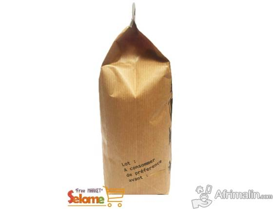 Farine de Maïs 100% bio