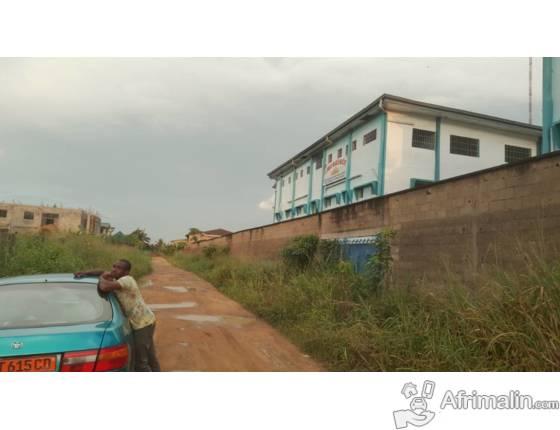 Maison à vendre - Logbessou