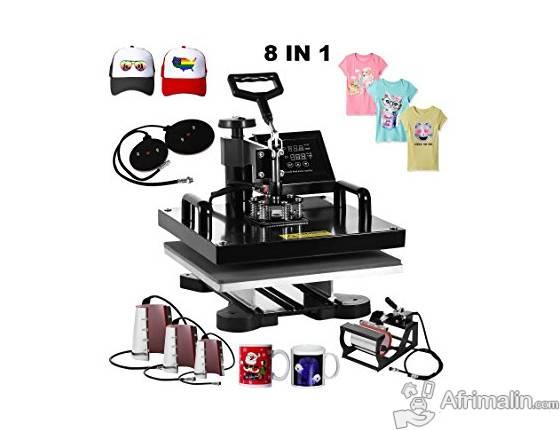 Machine De Transfert Sur T-Shirt Et Autres supports