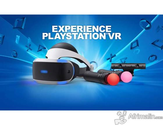 SONY PLAYSTATION VR pour PS4