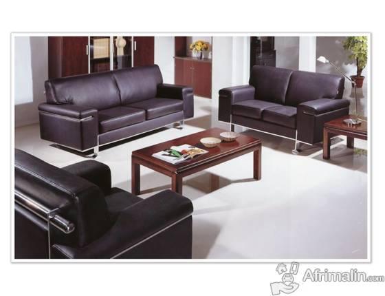 De beaux fauteuils pour un salon et bureau confortable conakry