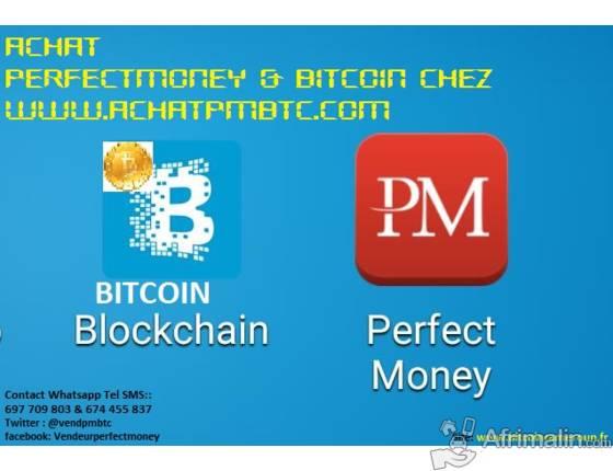 Les Bitcoin Perfectmoney Au Cameroun Yaounde Region Du Centre