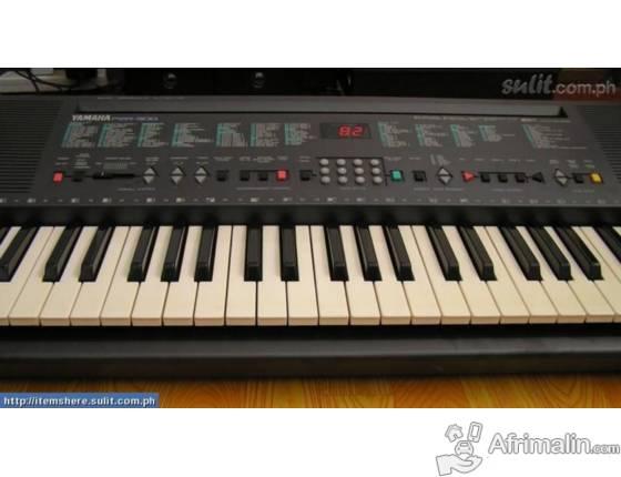 Piano YAMAHA PSR300 à 9O.OOOcfa