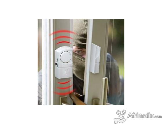 alarme de porte et de fenetre cotonou r gion du littoral b nin electricit sur afrimalin. Black Bedroom Furniture Sets. Home Design Ideas