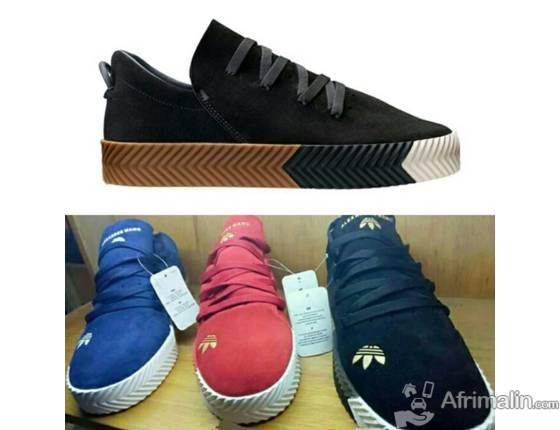 alexander wang adidas homme