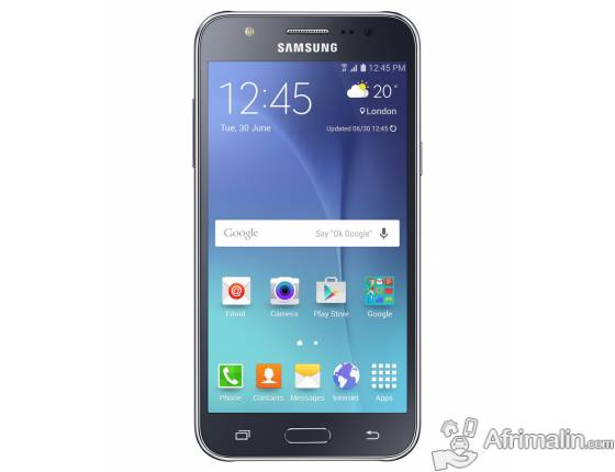 "SAMSUNG Galaxy J7 Noir - 5.5"" - Double SIM - 16Go - RAM 1.5Go - 13MP"
