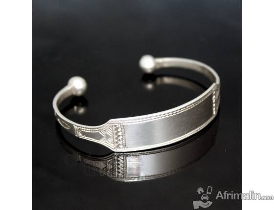 Bracelet en argent pour enfant