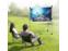 Ecran démontable de projection vidéo