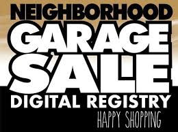 2019 April 6th Community Garage Sale For Brookside Court And