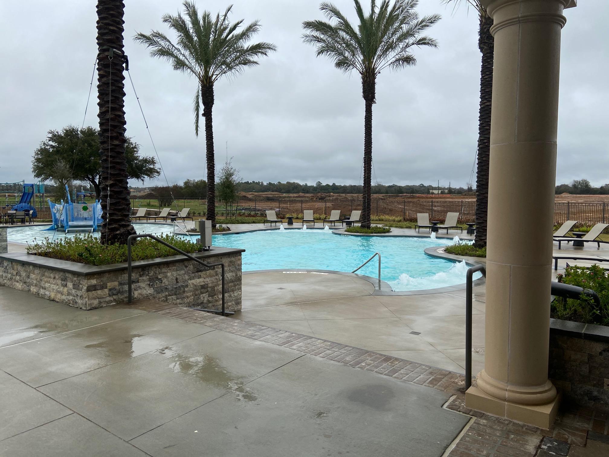 Amira Resort Pool