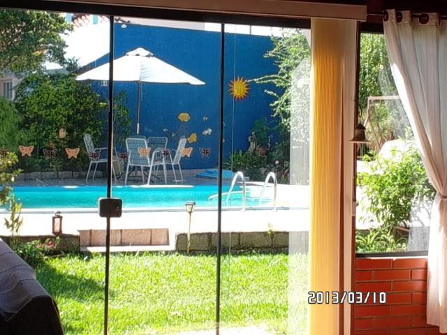8. vista da piscina