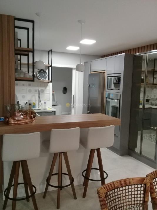 6. 3 - Outra imagem da bancada da cozinha