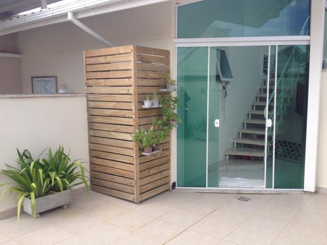 9. terraço e escada da suíte superior