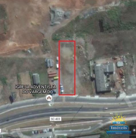 Terreno Código 13290 a Venda no bairro Vargem do Bom Jesus na cidade de Florianópolis