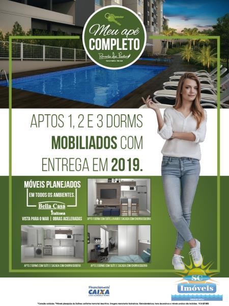 ApartamentoCódigo 14162 a Venda no bairro Centro na cidade de São José