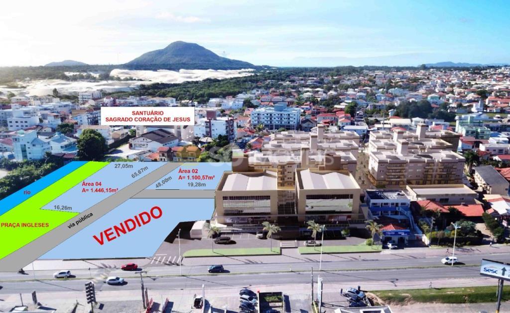 Terreno Código 14448 a Venda no bairro Ingleses na cidade de Florianópolis