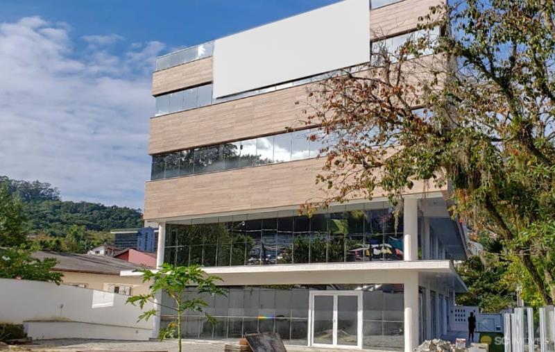 Prédio Código 14648 para alugar no bairro Itacorubi na cidade de Florianópolis