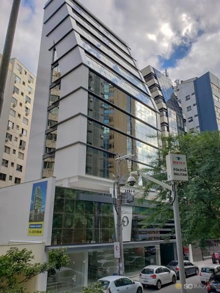 Prédio Código 14649 para alugar no bairro Centro na cidade de Florianópolis