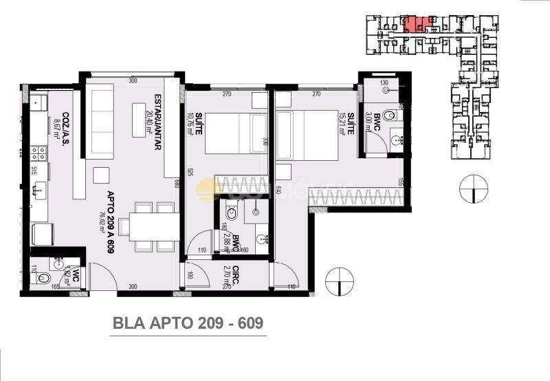 Apartamento Código 14859 a Venda no bairro Jurerê Internacional na cidade de Florianópolis