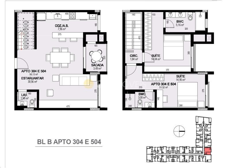 Apartamento Código 14860 a Venda no bairro Jurerê Internacional na cidade de Florianópolis