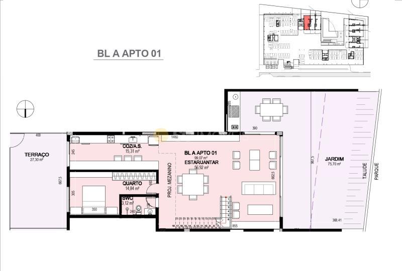 Apartamento Código 14861 a Venda no bairro Jurerê Internacional na cidade de Florianópolis