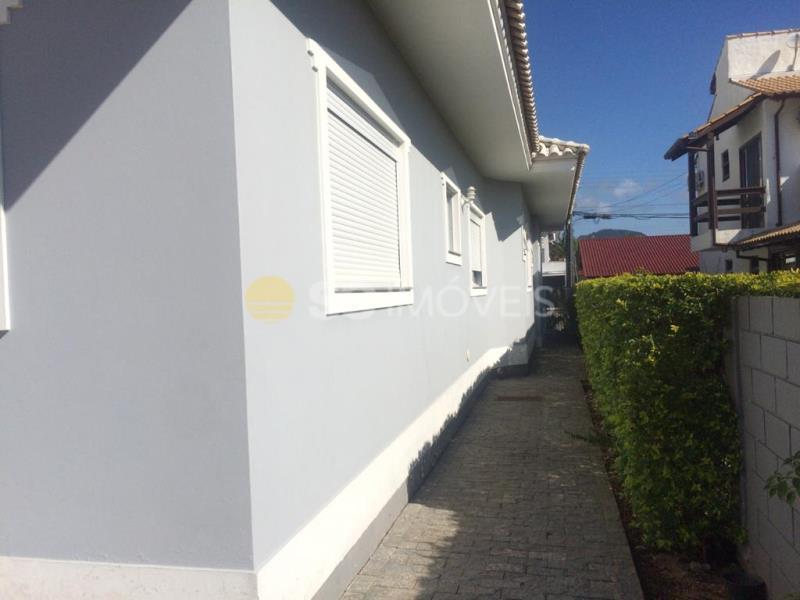 16. Visão lateral da casa.