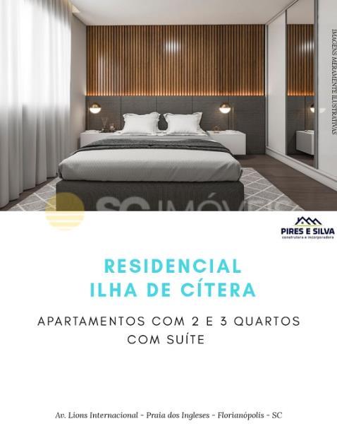 Apartamento Código 15220 a Venda no bairro Ingleses na cidade de Florianópolis