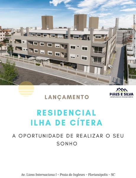 Apartamento Código 15222 a Venda no bairro Ingleses na cidade de Florianópolis