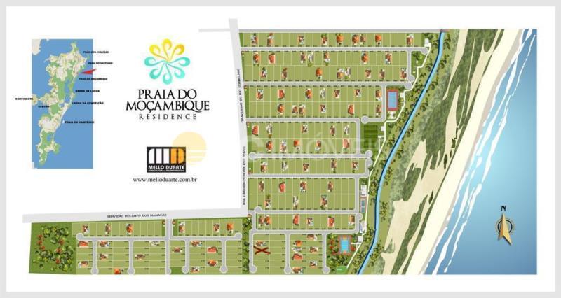 Terreno Código 15336 a Venda no bairro Rio Vermelho na cidade de Florianópolis