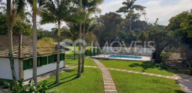 Sítio Código 1384 para alugar no bairro Ratones na cidade de Florianópolis