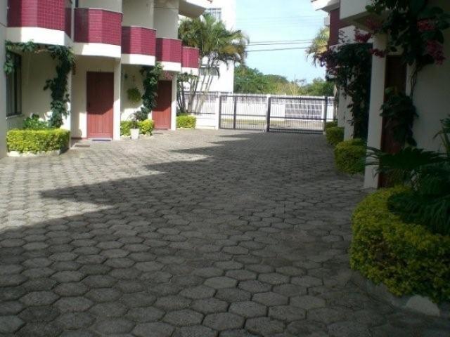 26. área interna do condomínio