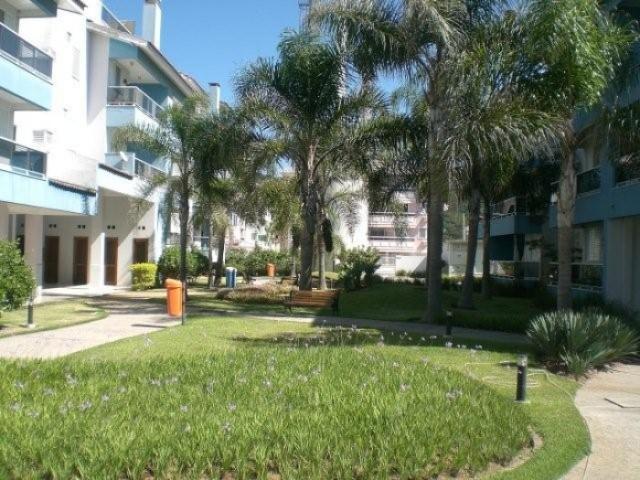 22. Jardim interno