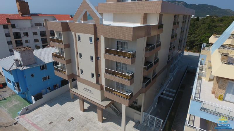 INGLESES APART HOTEL localizado na cidade de Florianópolis no bairro de Ingleses o estágio deste imóvel é 7