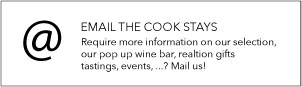 Email The Cook Stays