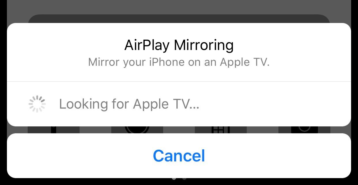 Apple TV Screen Mirroring – ONBEAT