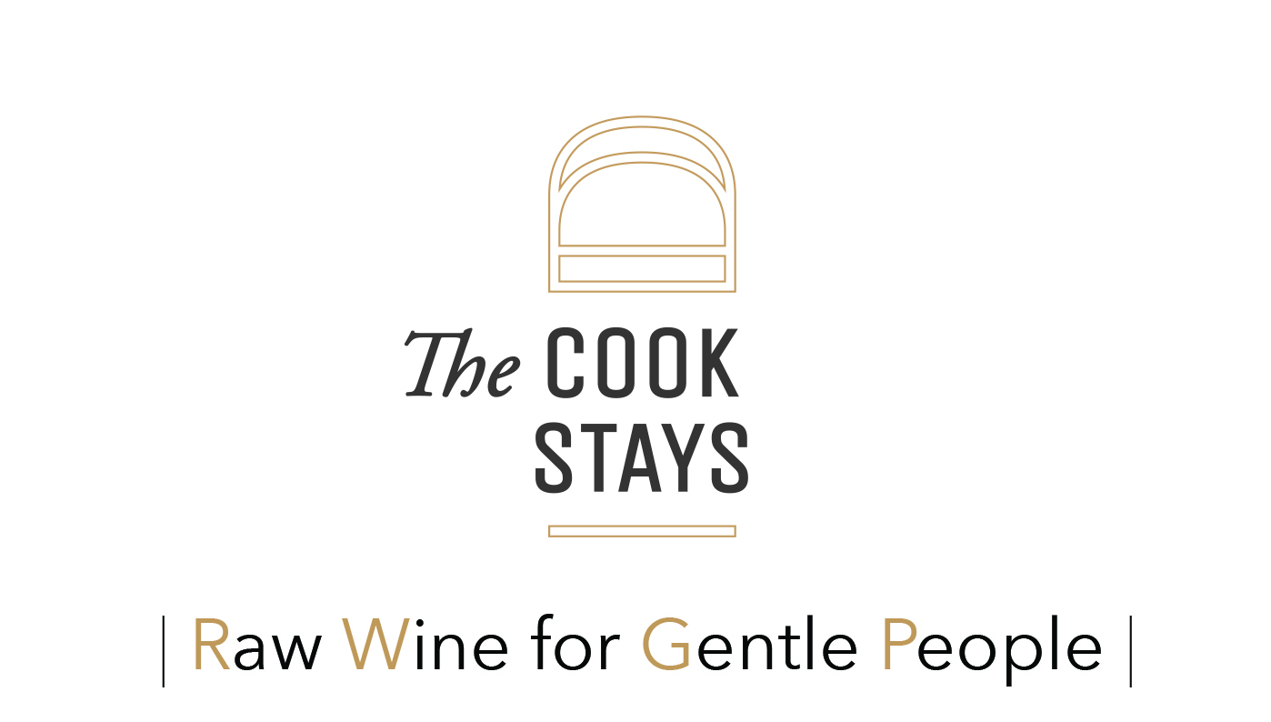 The Cook Stays logo