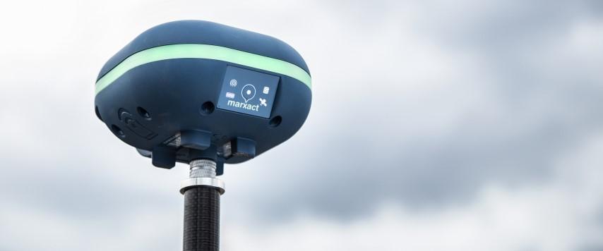 marXact UNI-GR1 RTK GNSS-ontvanger
