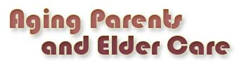 Aging Parents and Elder Care logo