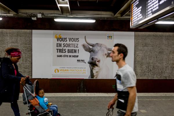 Juin affichage metro paris l214 09