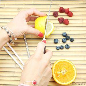 Aglaiaco carine.aglaiaco collection bijoux o bracelet rubis