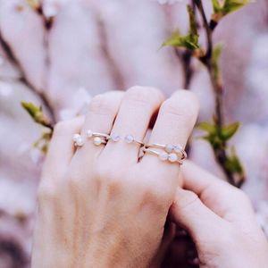 Aglaiaco elegance eternelle collection bijoux bague