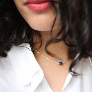 Aglaiaco elegance eternelle collection bijoux lapi lazuli