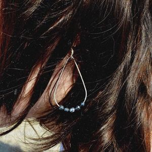 Aglaiaco sentiments contraires boucle oreilles h%c3%a9matite