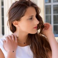 Aglaia bijoux argent pierre onyx elegance eternelle 2